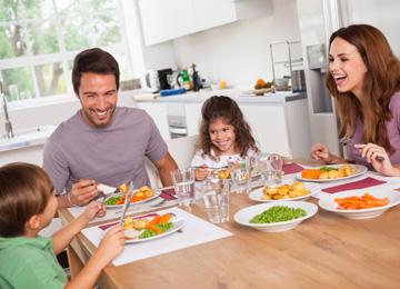 moeder geneest haar kinderen van astma