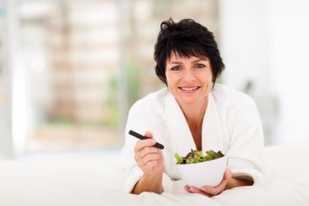 Kanker geneest bij vrouw door voeding