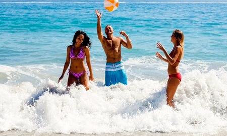 8 tips voor afvallen op het strand!