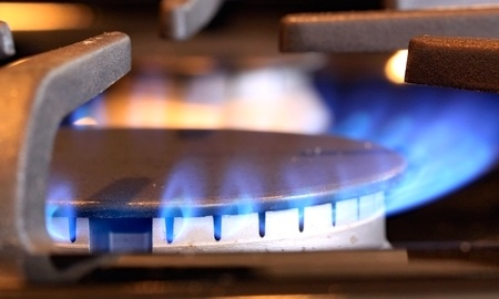 koken op gas is risico voor kind met astma!