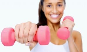 training met gewichten