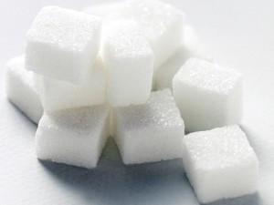 suiker tegen een jeugdige uitstraling