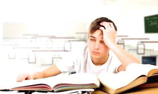stress bij tieners...nu alamerend!