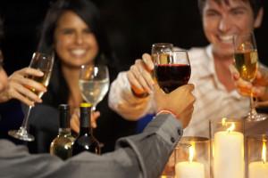 alcohol drinken droogt huid uit